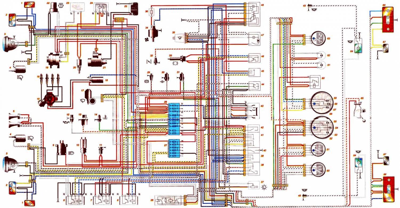 подключение амперметра в автомобиле схема