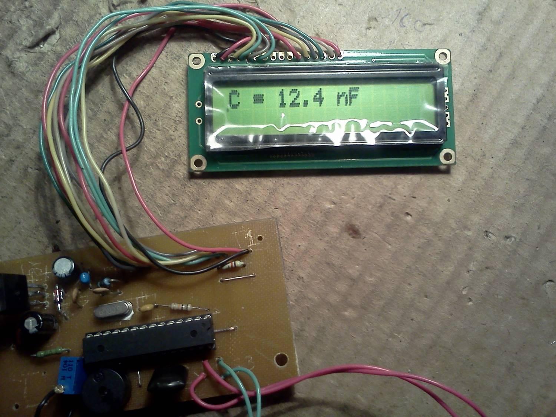 Измерительные приборы своими на микроконтроллере руками