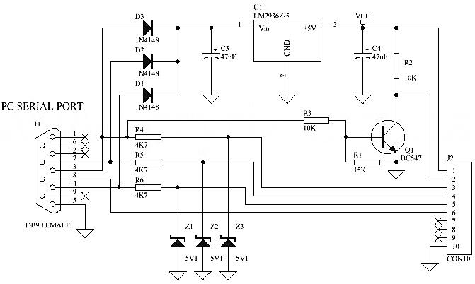 Nand flash программатор схема