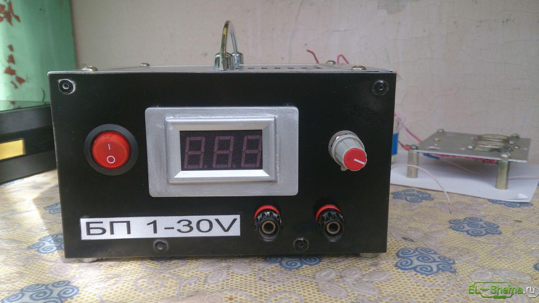 Лабораторный блок