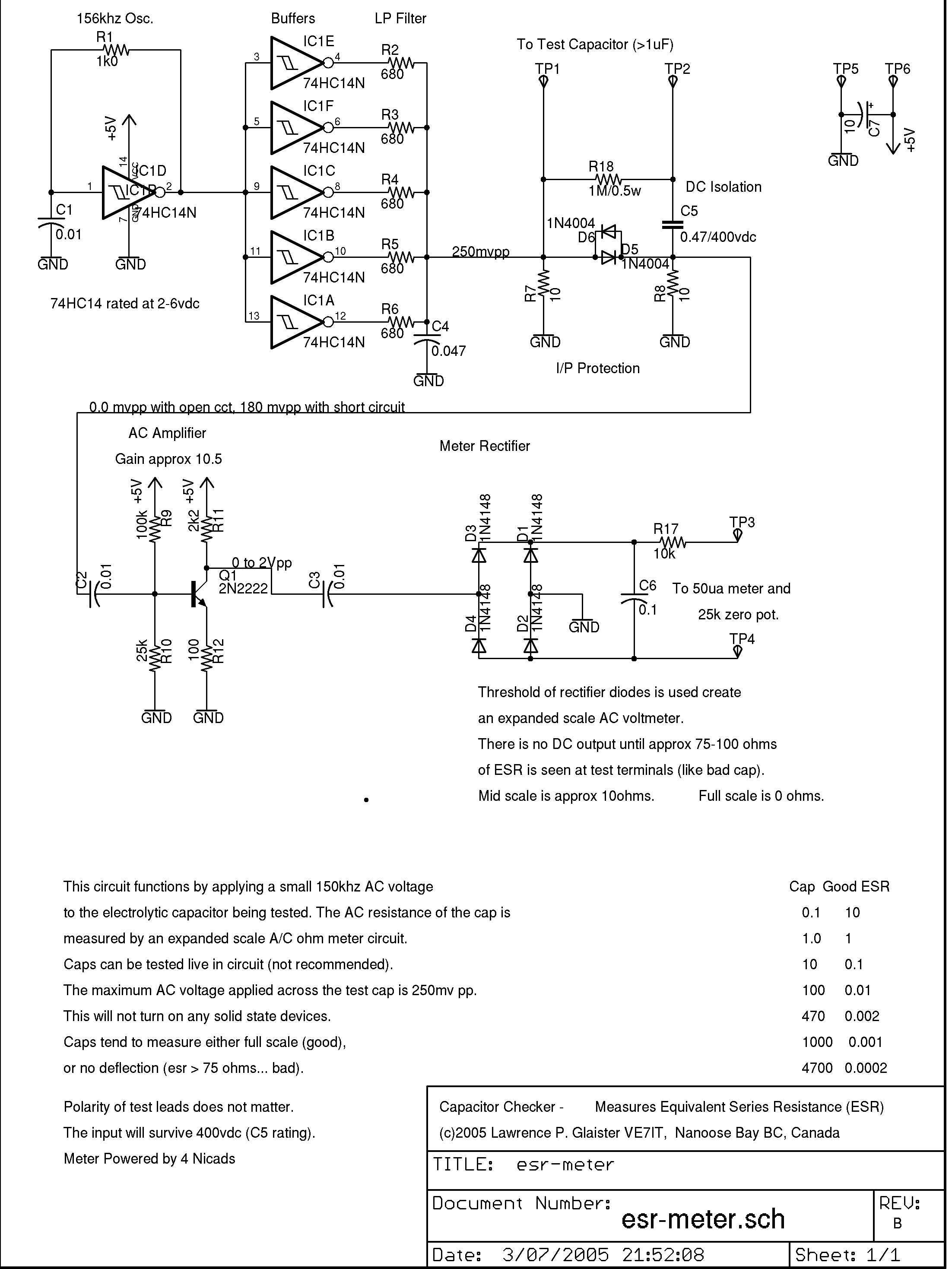 измеритель lcf схема