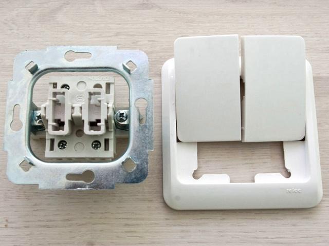 Подключение двойного выключателя нормы и схемы инструктаж по монтажу