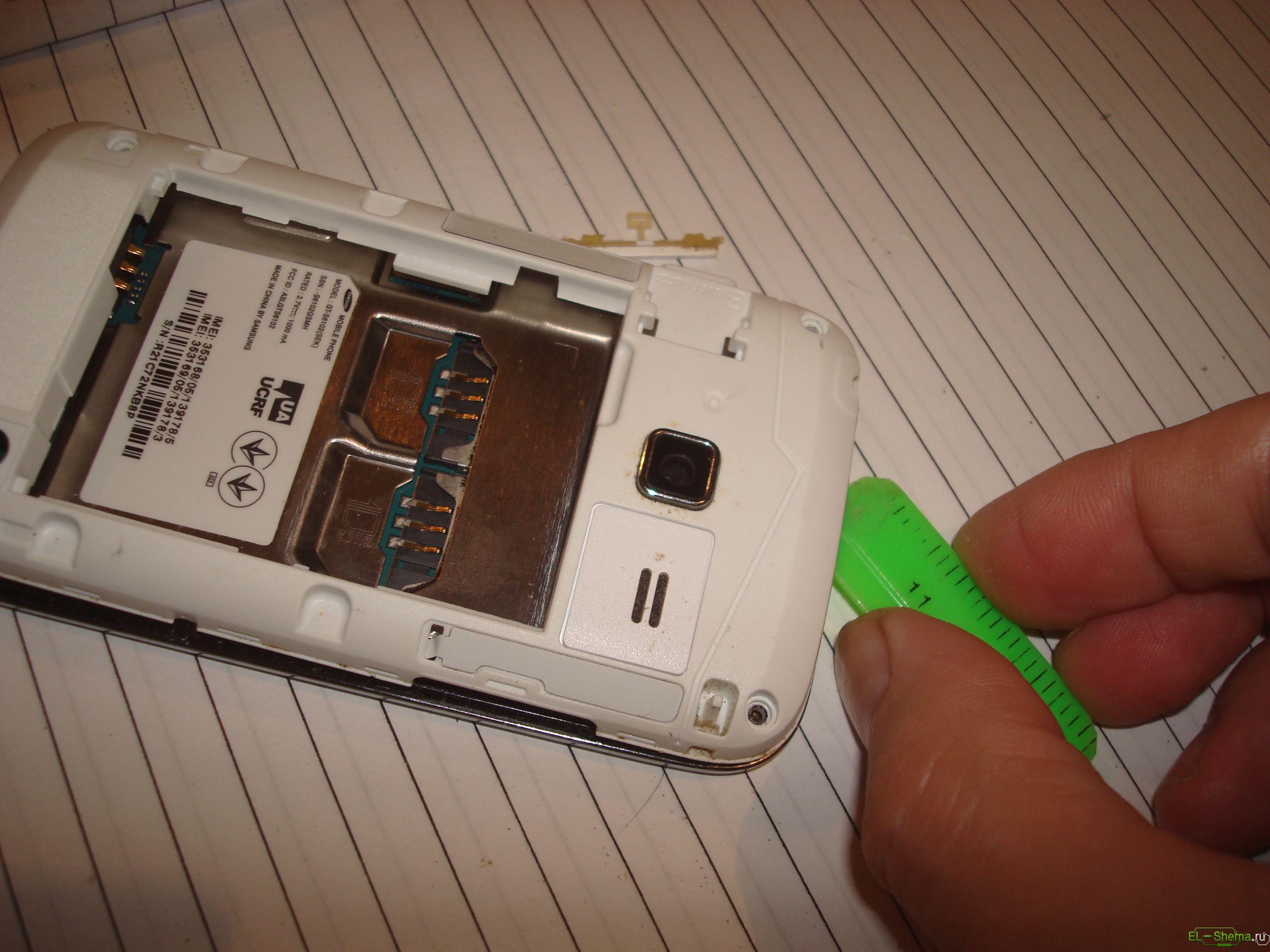 Ремонт шлейфа дисплея телефона своими руками 56