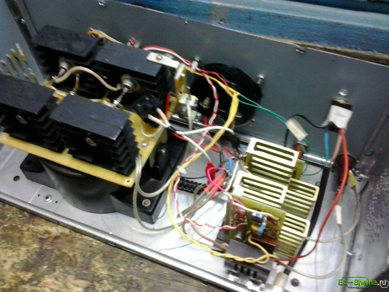 схема простой зарядки на 24-вольтовые аккумуляторы