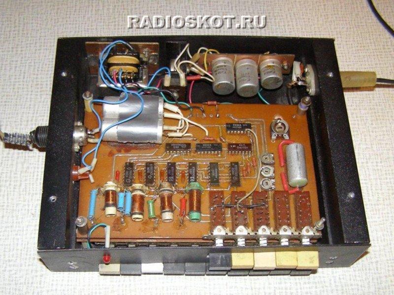 Приставка - испытательный генератор