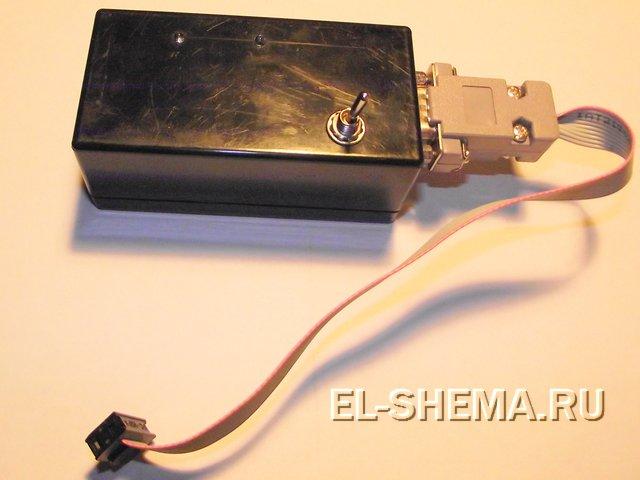 Готовый USB ПРОГРАММАТОР AVR своими руками