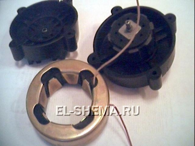 ротор генератора на постоянных магнитах