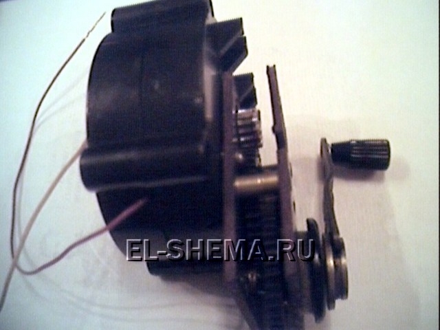 динамо-машина переменного тока