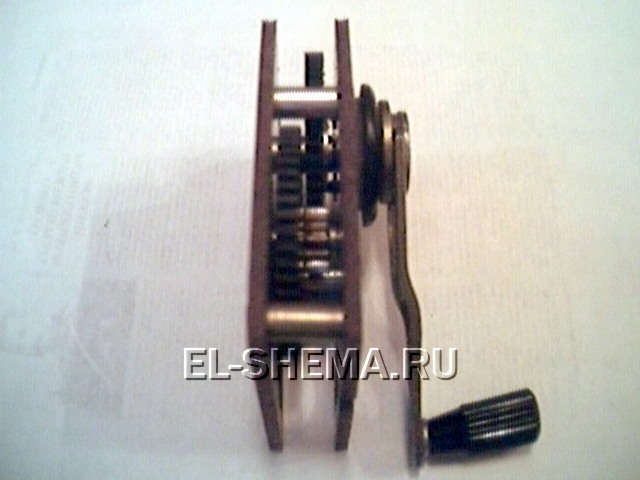 динамо-машину переменного тока - механизм