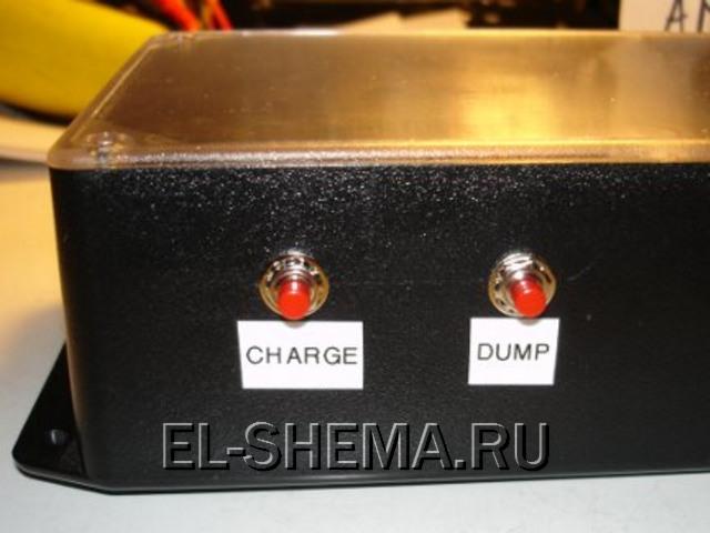 корпус контроллера подходящего размера