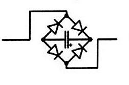 схемы замены бумажных конденсаторов электролитическими