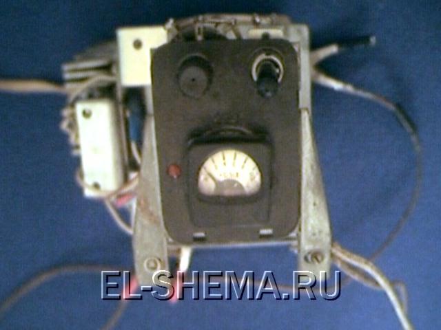простой самодельный зарядник для аккумуляторов.