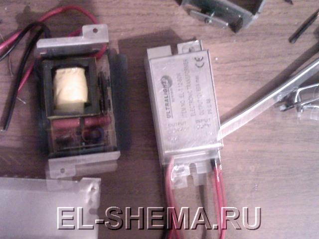 фото дешевых электронных трансформаторов