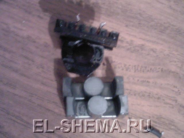 сердечник Ш-образноо трансформатора