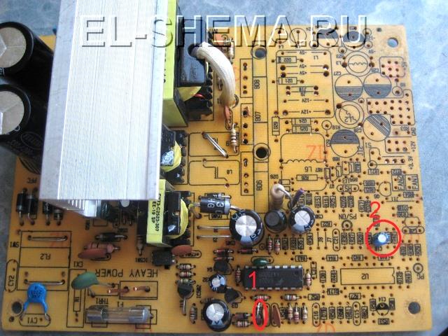делаем автомобильное зарядное fa 5 f схема бп пк - Лучшие схемы и описания для всех.