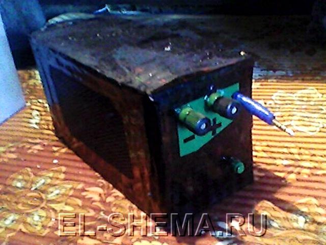 Сборка простого одноканального УЗЧ на микросхеме, с выходной мощностью 10 ватт.