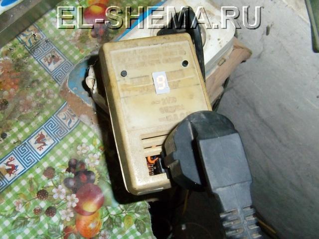 терморегулятор для паяльника на микроконтроллере