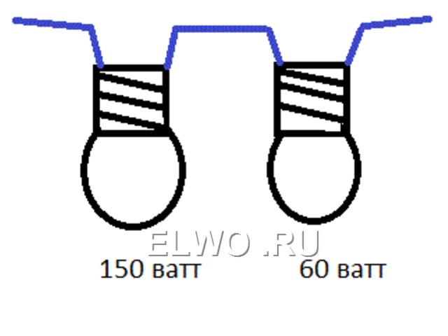 Как продлить срок службы лампы накаливания схема фото 677