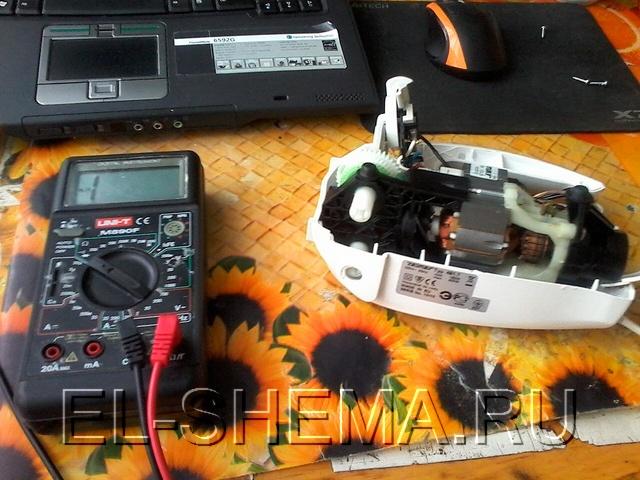 Механический тестер pq/400