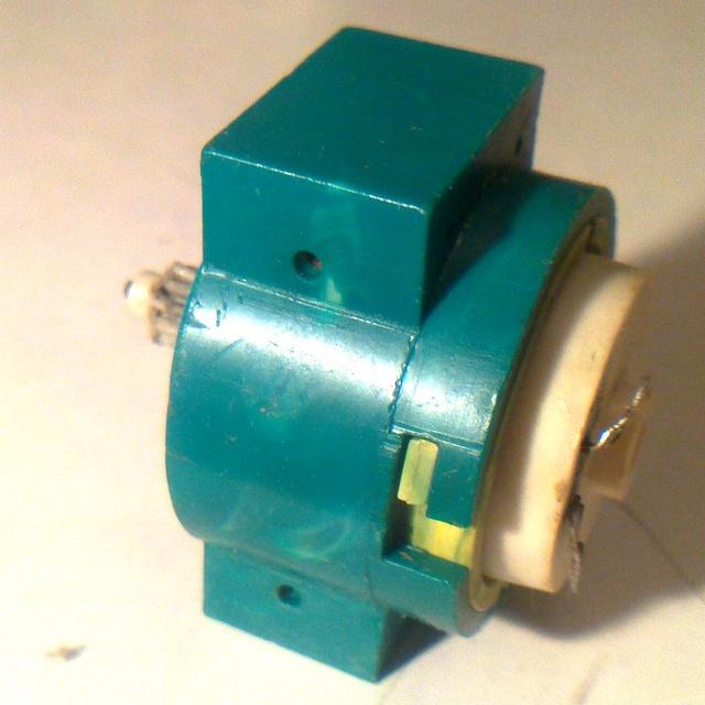 Электрический двигатель от