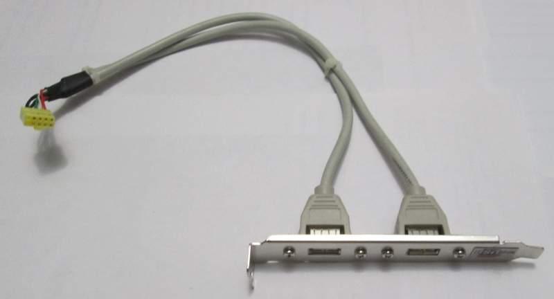 Планка USB разъемов