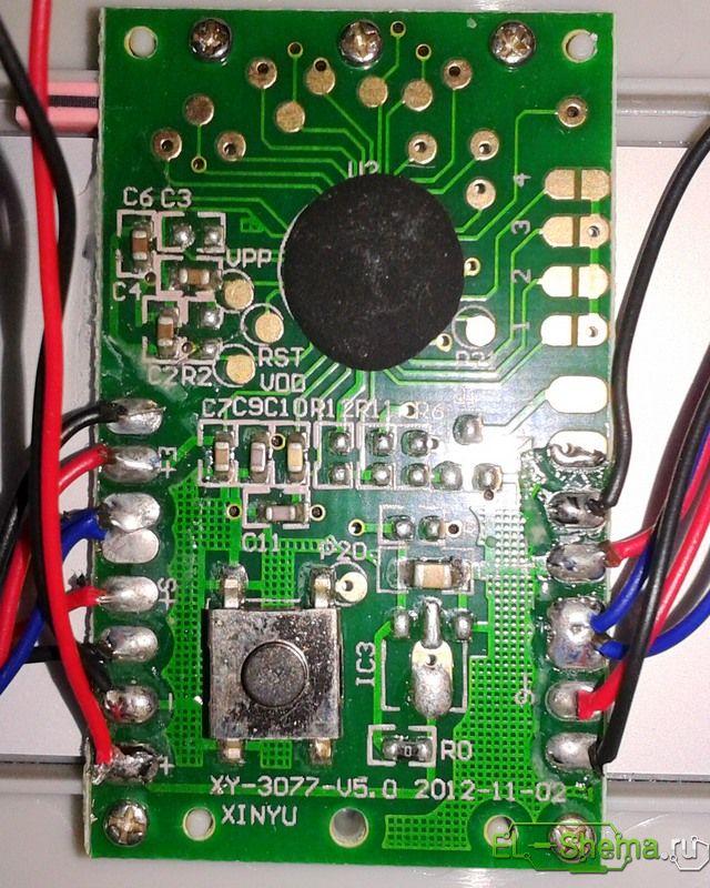 Ремонт и схема электронных
