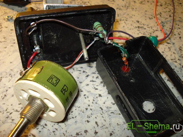 БП - стабилизатор тока