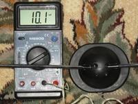 Как сделать нагрузку для разряда аккумулятора 731