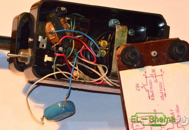 конструкция телеграфного звукового тренажера